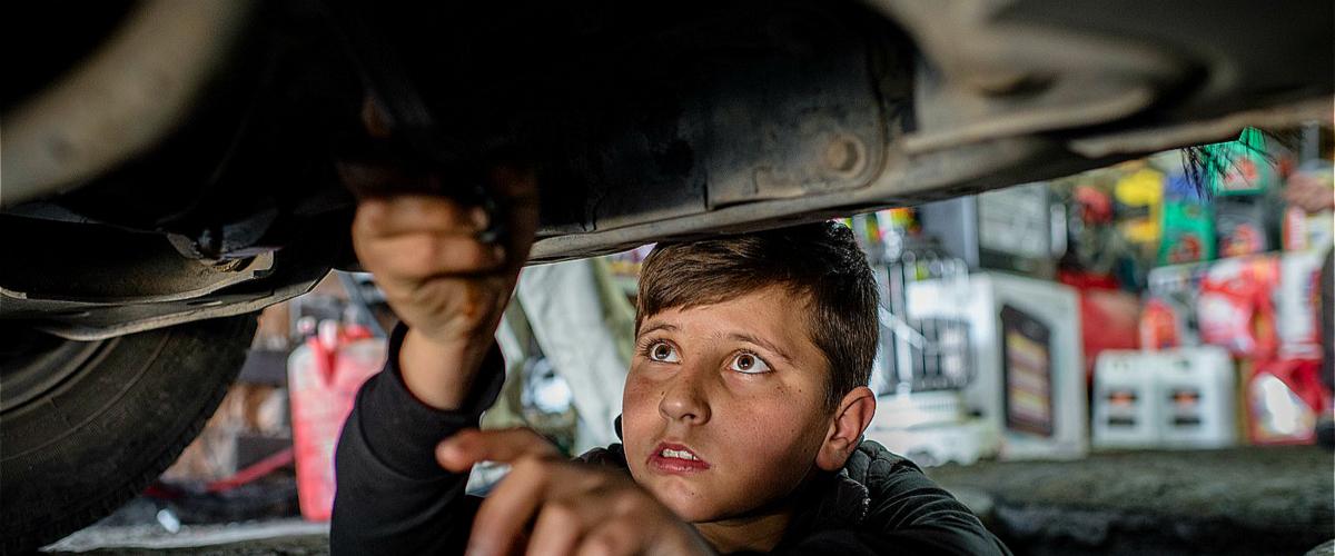 بیستودوم خرداد؛ روز جهانی مبارزه با کار کودکان