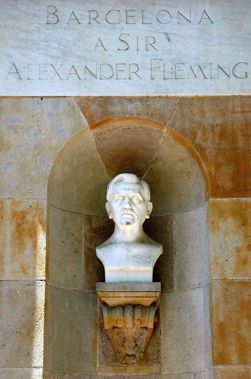 ششم اوت؛ تولد الکساندر فلمینگ