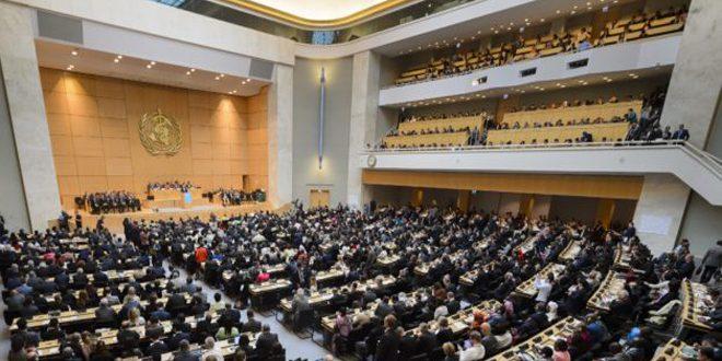 برگزاری هفتاد و دومین اجلاس جهانی سلامت